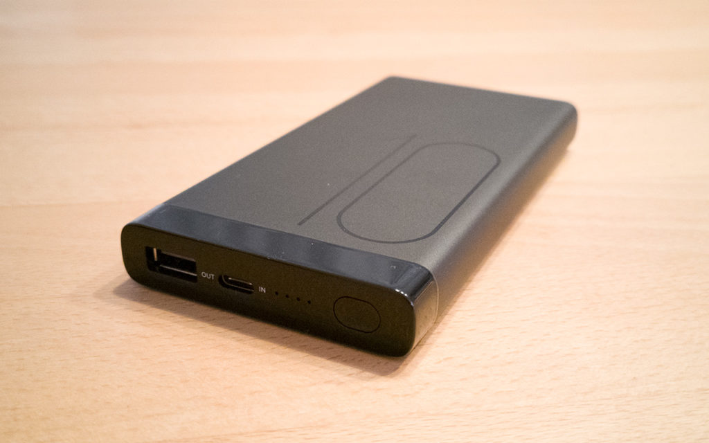 Huawei AP09S Vorderseite mit Ports