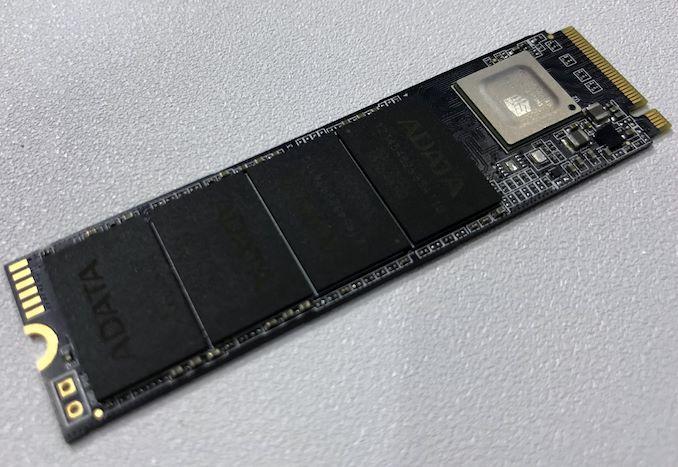 Die aktuelle M.2 SSD mit PCIe 4.0 Unterstützung von Adata