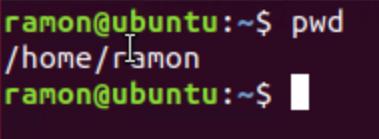Linux Befehle die Sie kennen müssen pwd