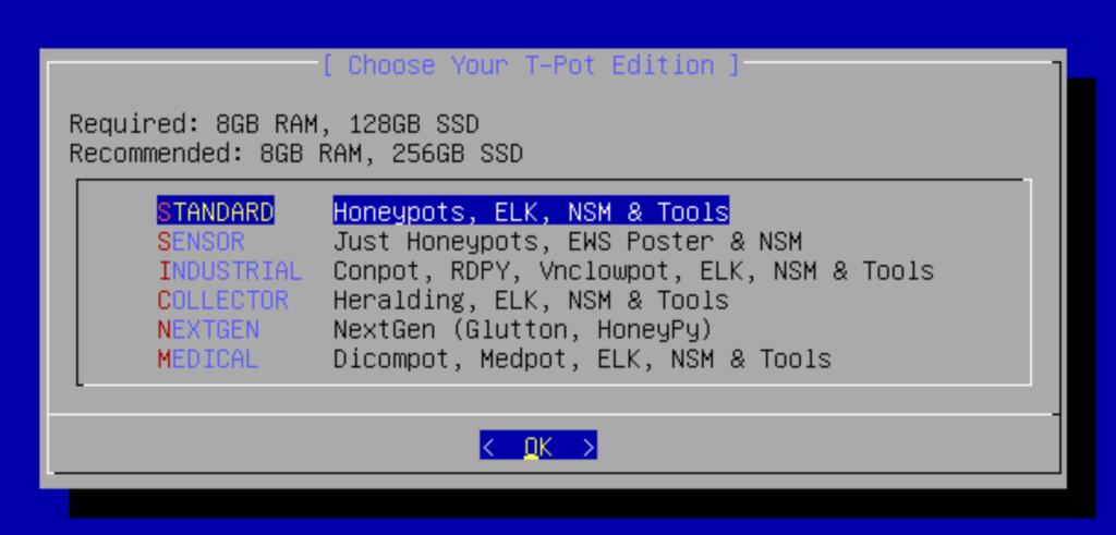 Debian T-Pot installieren - Tutorial - edition