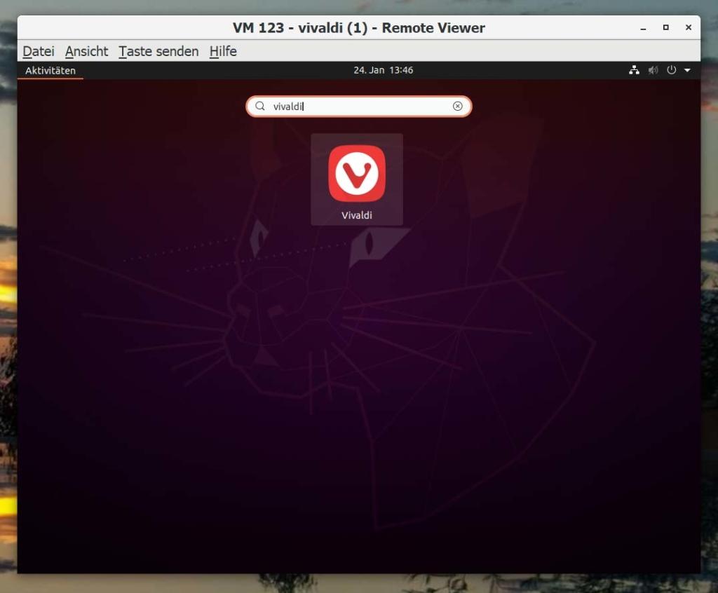 Debian Vivaldi Browser installieren - Tutorial - search