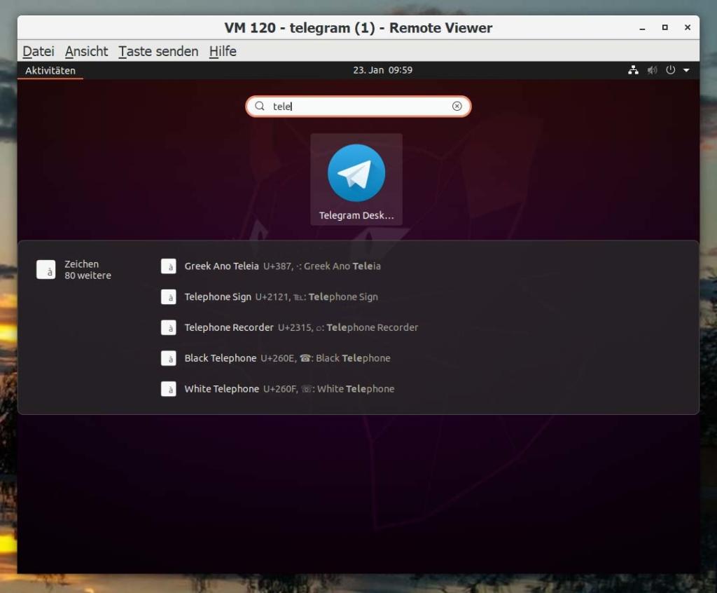 Installez Ubuntu Telegram - Search Telegram