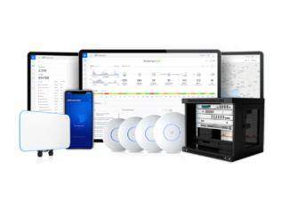 Unifi Controller LXC Container