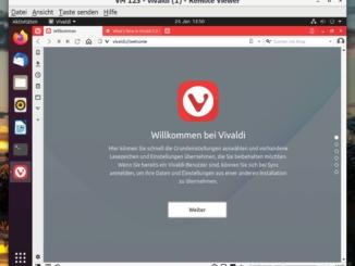 Debian Vivaldi Browser installieren - Tutorial