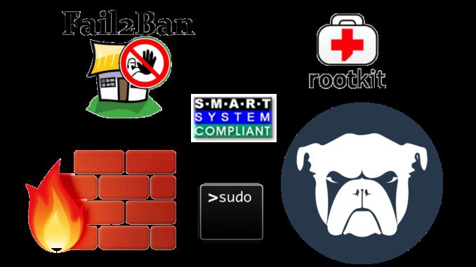Debian Server sicherer machen – Tutorial
