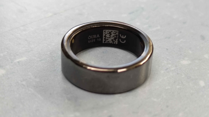 Oura Ring im Test