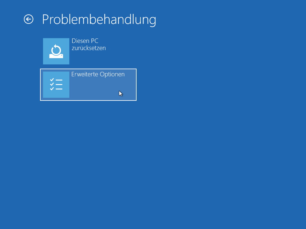 Windows 10 abgesicherter Modus starten - Problembehandlung