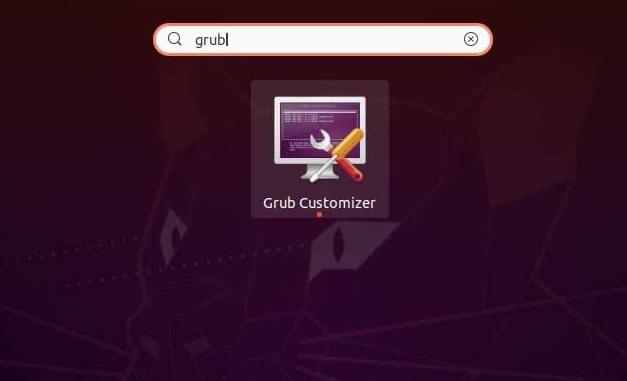 GRUB Customizer installieren - grub customizer