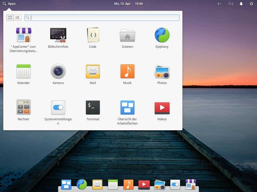 Elementary OS macOS Alternative - Apps