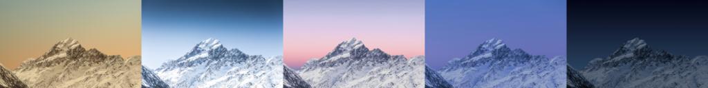 Zorin OS 16 Beta - dynamic-wallpaper